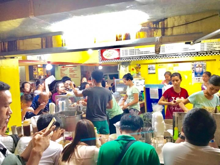 Eat at Lugawan sa Tejeros