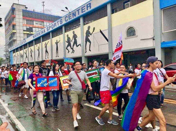 June 30 Pride March