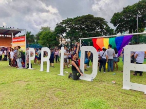 Pride March 2018