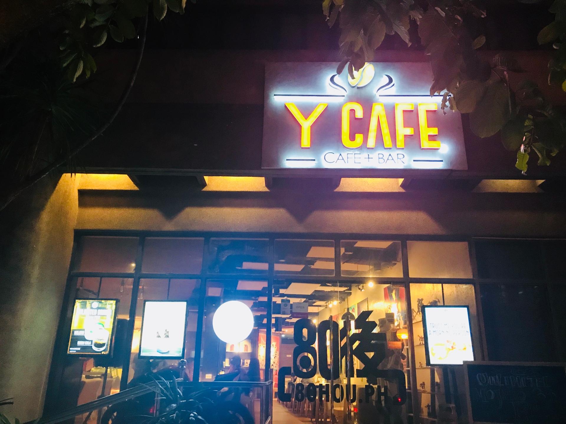Y Cafe Makati