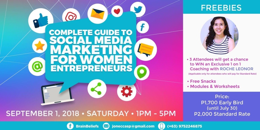 Complete Guide to Social Media Marketing for Women Entrepreneurs